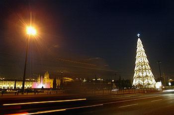 Historia del árbol de navidad ...