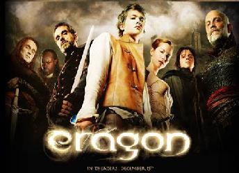 Eragon , Arthur y los Minimoys ...