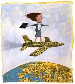 Quiero viajar ...