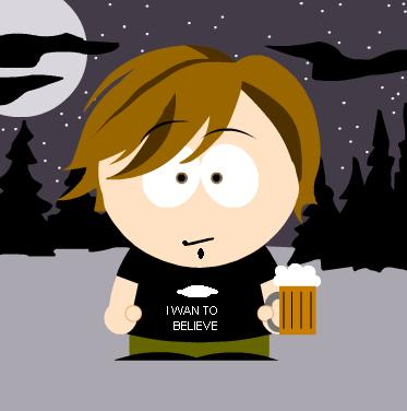 Curiosidades - Como seria yo si viviera en South Park
