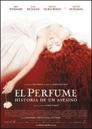 El perfume ,historia de un asesino ...