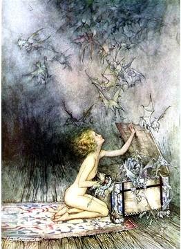 La caja de Pandora ...