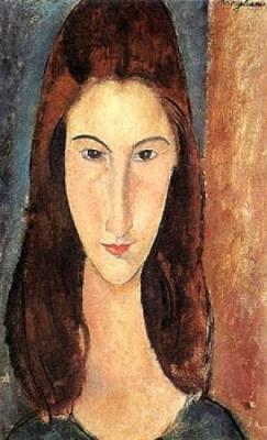 Los ojos de Jeanne Hebuterne